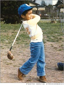 tiger young