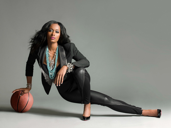 Olympic Adversity Swin Cash Interview with Rob Wilson