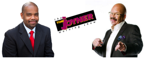 Rob Wilson on the Tom Joyner Morning Show
